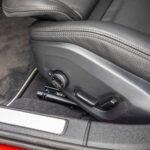 Volvo S60 T4 test – regulacja foteli