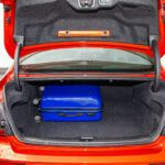 Volvo S60 T4 test – bagażnik
