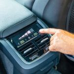 Volvo S60 T4 test – klimatyzacja