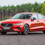 Volvo S60 T4 test – przód