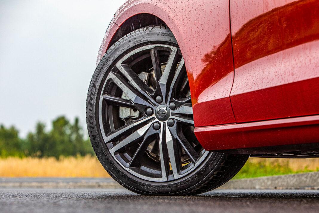 Volvo S60 T4 test – koło