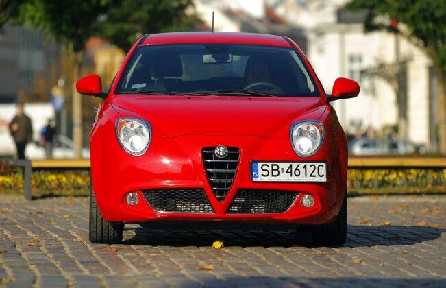 ALFA ROMEO MiTo 1.6JTDm 120KM 6MT SB4612C 10-2008