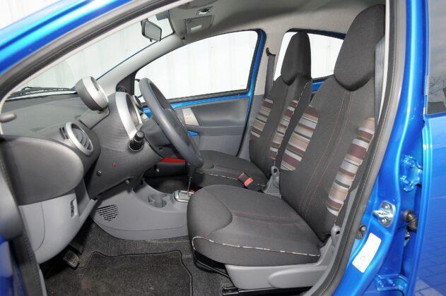 Citroen C1 Peugeot 107
