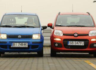 Używany Fiat Panda II i Fiat Panda III - którą generację wybrać?