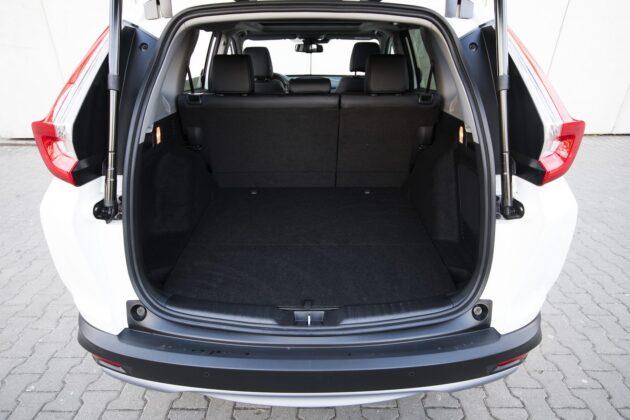 Honda CR-V - bagażnik