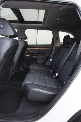 Honda CR-V - kanapa
