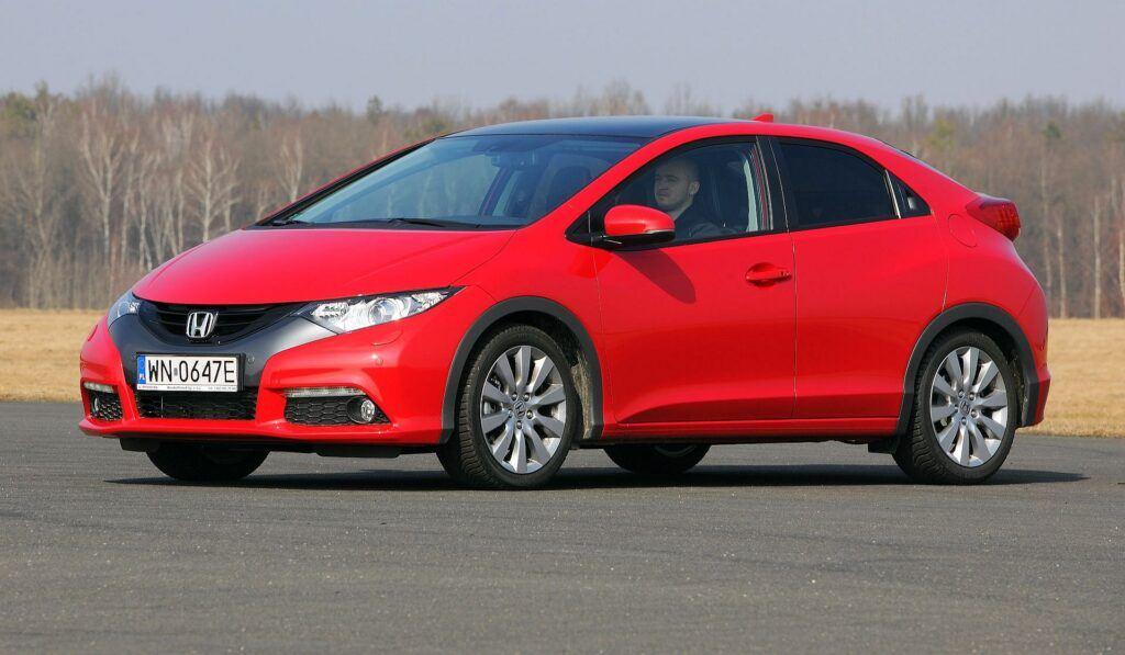 Honda Civic VIII i Civic IX 02