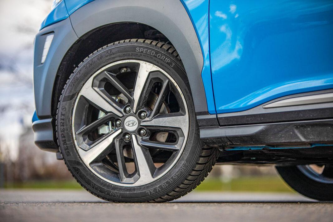 Hyundai Kona - koło