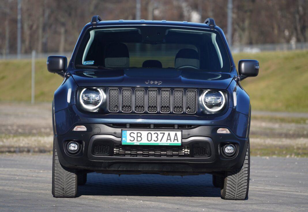 Jeep Renegade FL - przód
