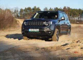 Jeep Renegade FL Trailhawk 2.0 MultiJet – TEST