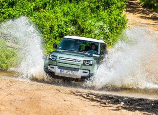 Land Rover Defender 110 D240 S – TEST