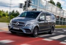 Mercedes V 300 d 4Matic Exclusive
