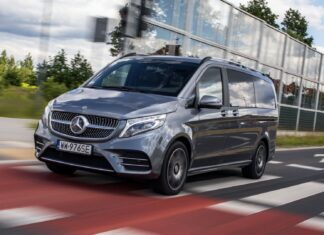 Mercedes V 300 d 4Matic Exclusive (2020) – TEST