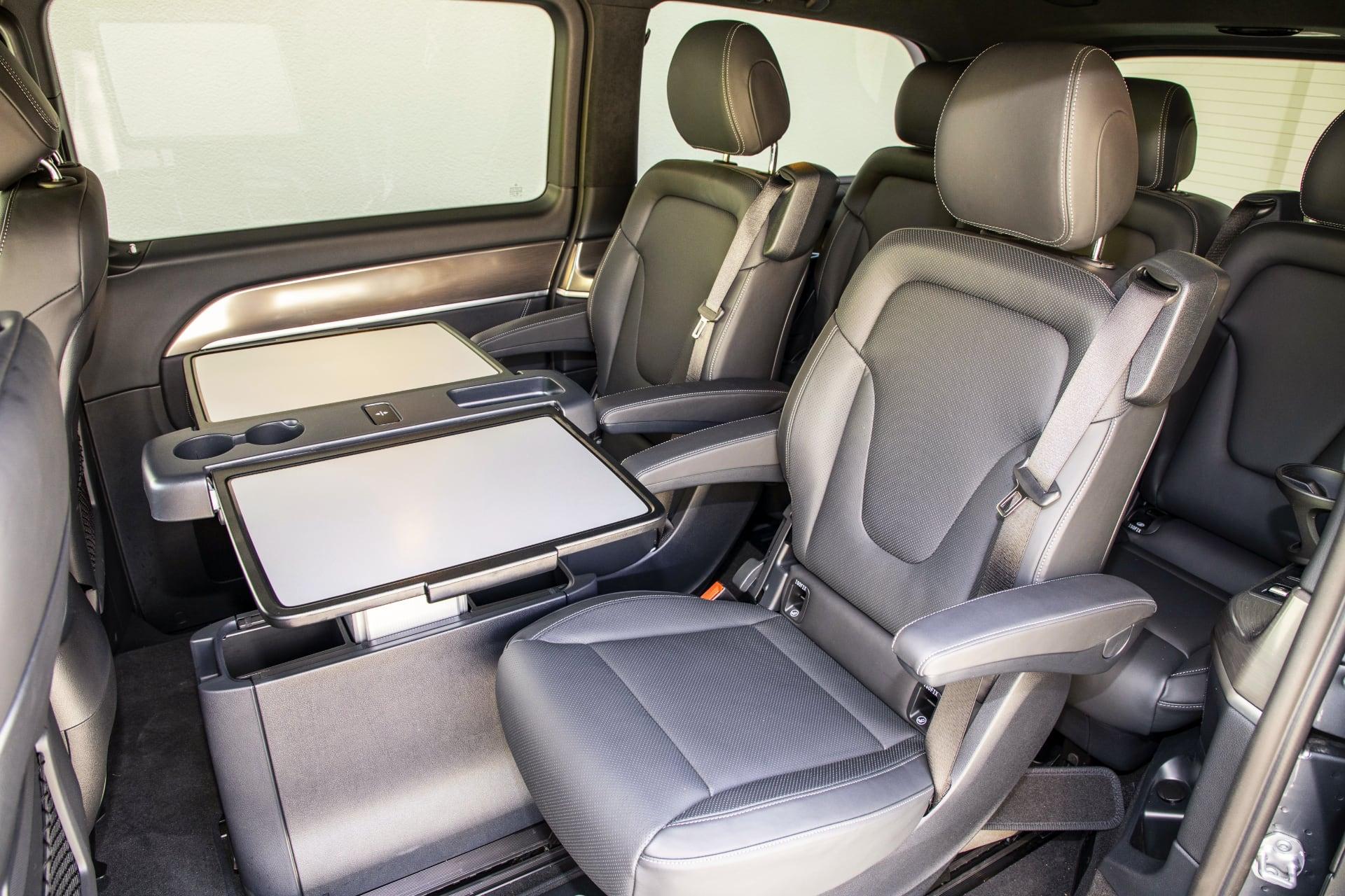 Fotele – Mercedes V 300 d