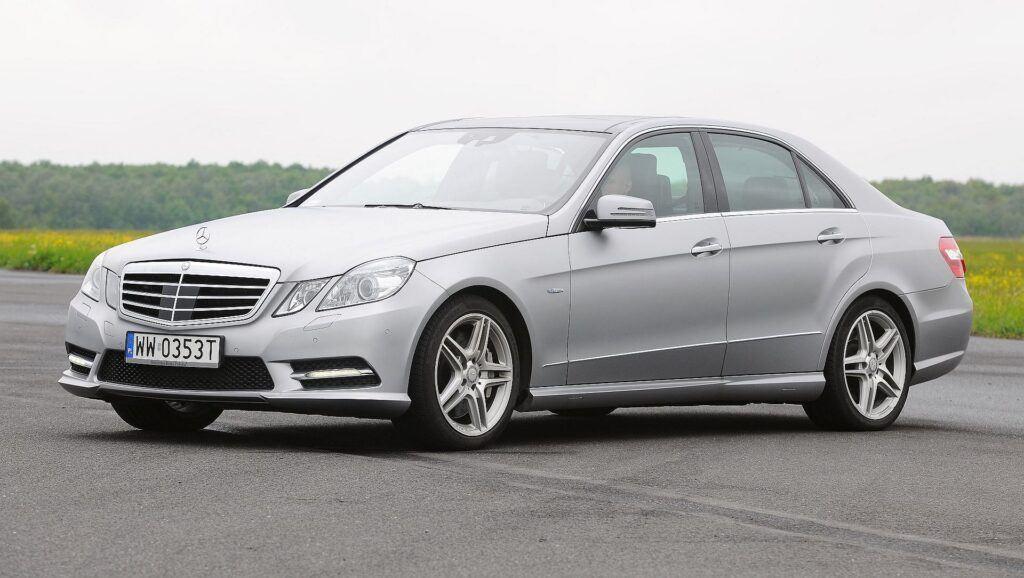 Mercedes klasy E W211 W212 02