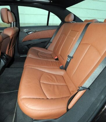 Mercedes klasy E W211 W212 07