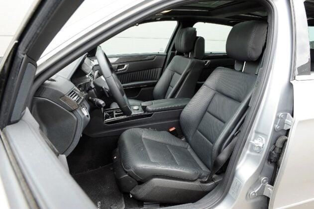 Mercedes klasy E W211 W212 08