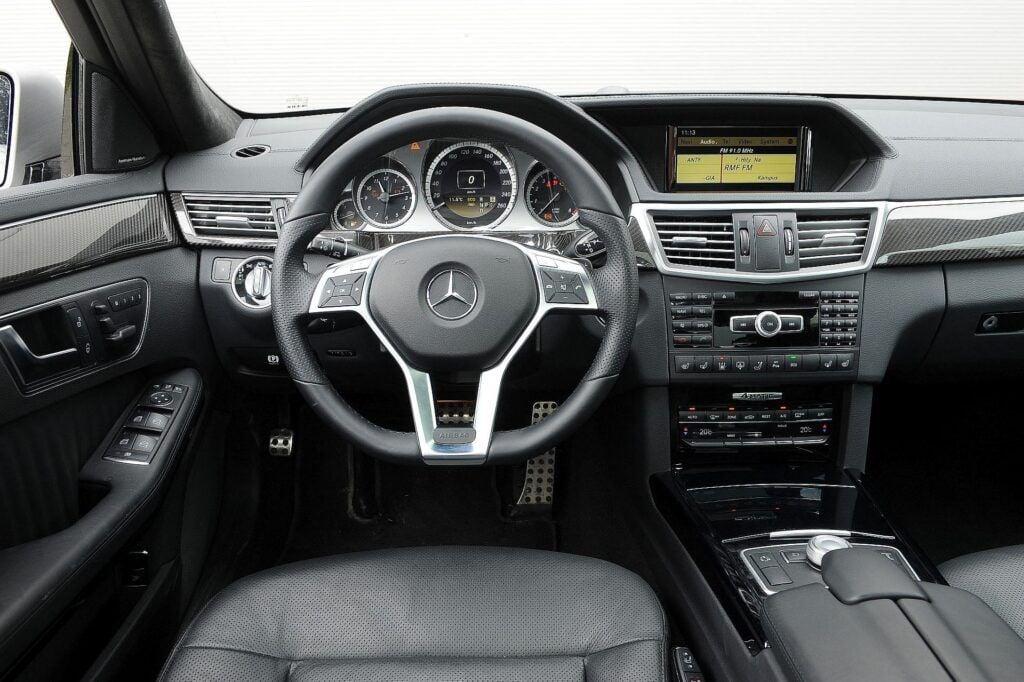 Mercedes klasy E W211 W212 10