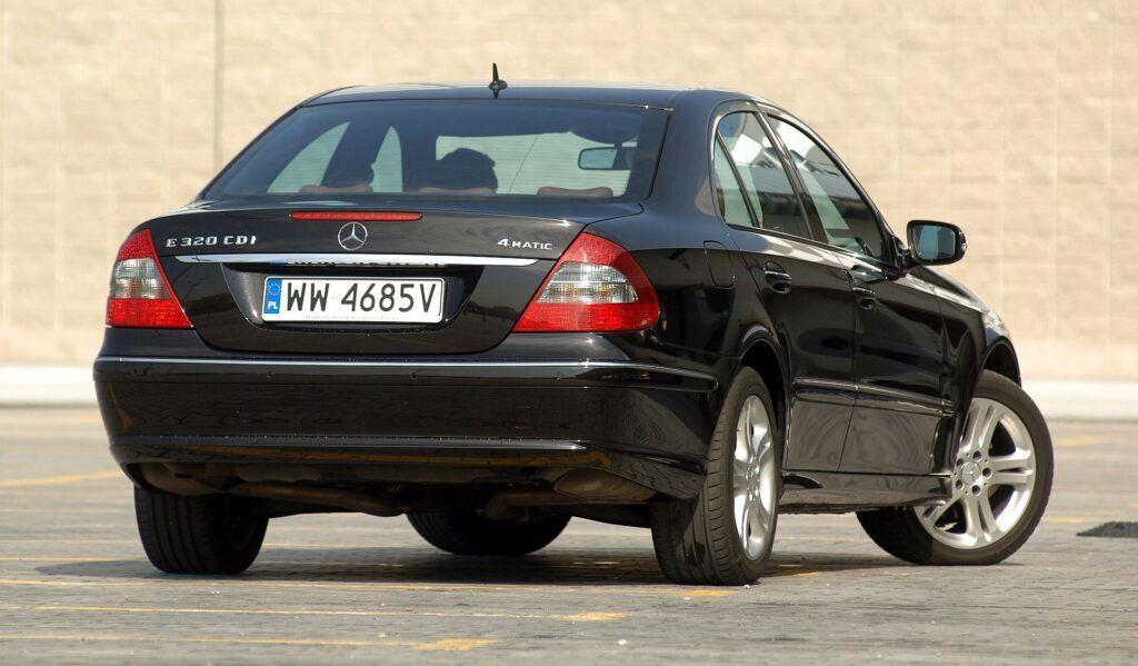 Mercedes klasy E W211 W212 12