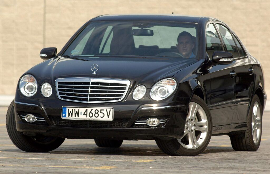 Mercedes klasy E W211 W212 14