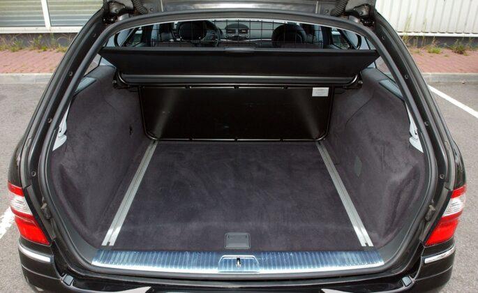 Mercedes klasy E W211 W212 05