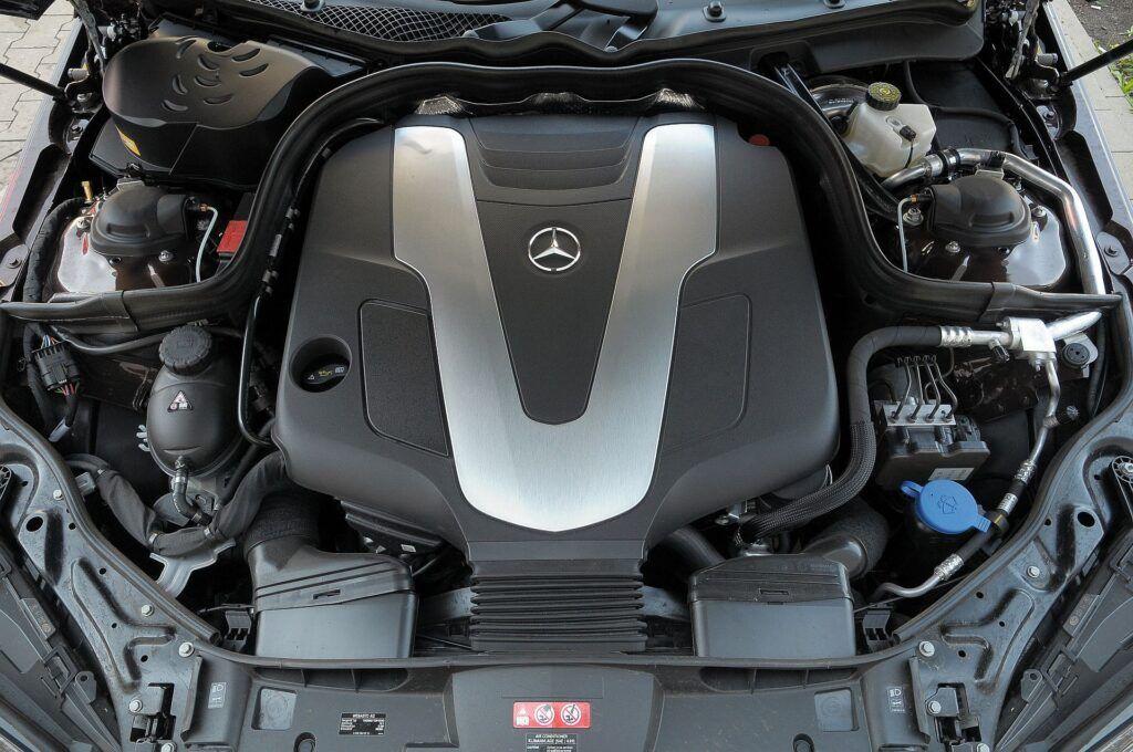 Mercedes klasy E W211 W212 17