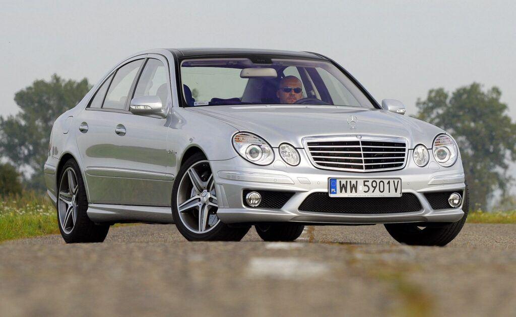 Mercedes klasy E W211 W212 19