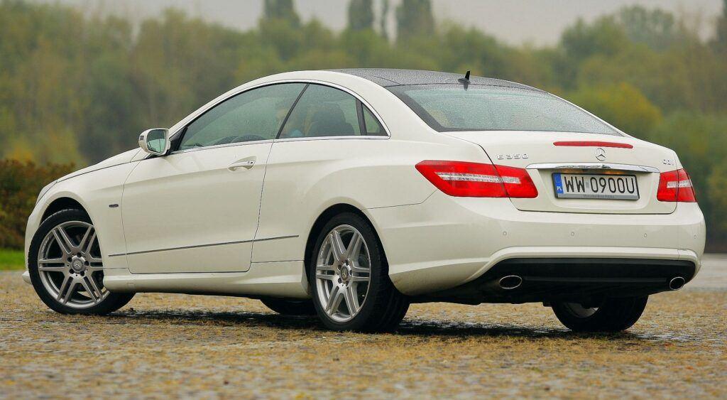 Mercedes klasy E W211 W212 20