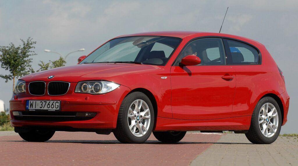 BMW 120d E81 2.0d 177KM 6MT WI3766G 08-2007