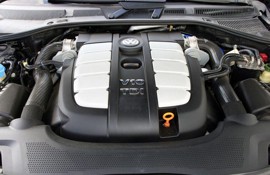Volkswagen 5.0 V10 TDI