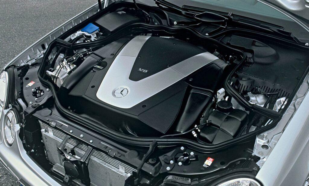 Mercedes 4.0 V8 CDI