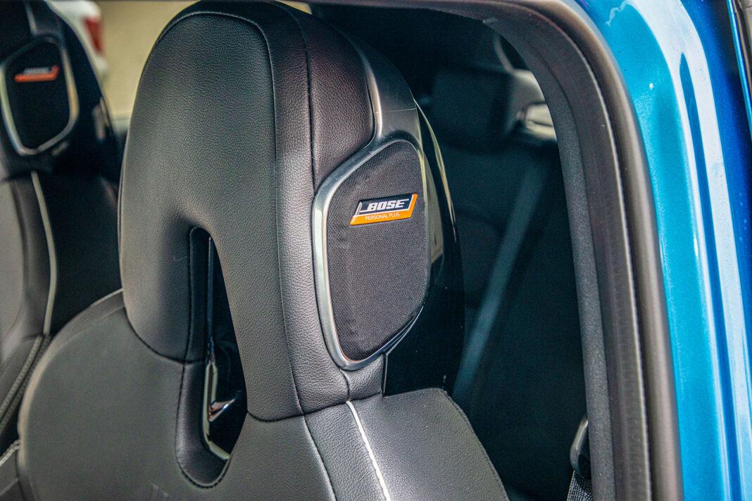 Nissan Juke - audio Bose