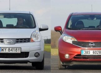 Używany Nissan Note I i Nissan Note II - którą generację wybrać?