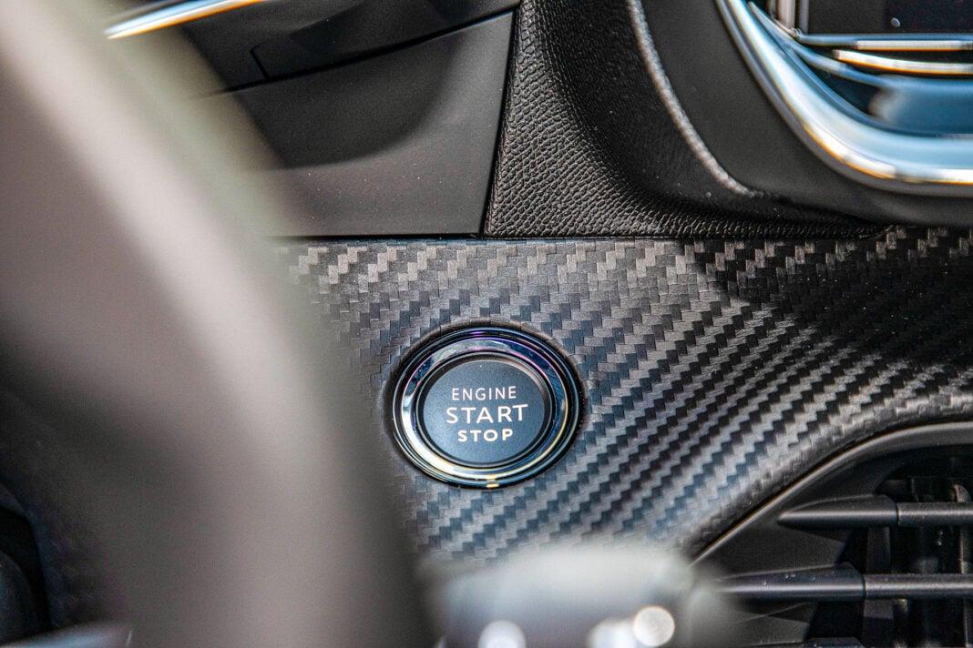 Peugeot 2008 - starter