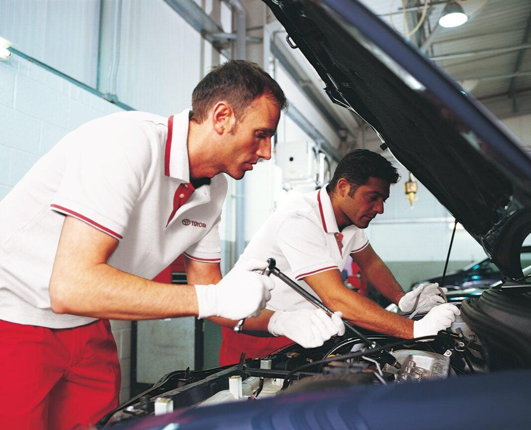 Autoryzowany serwis Toyota