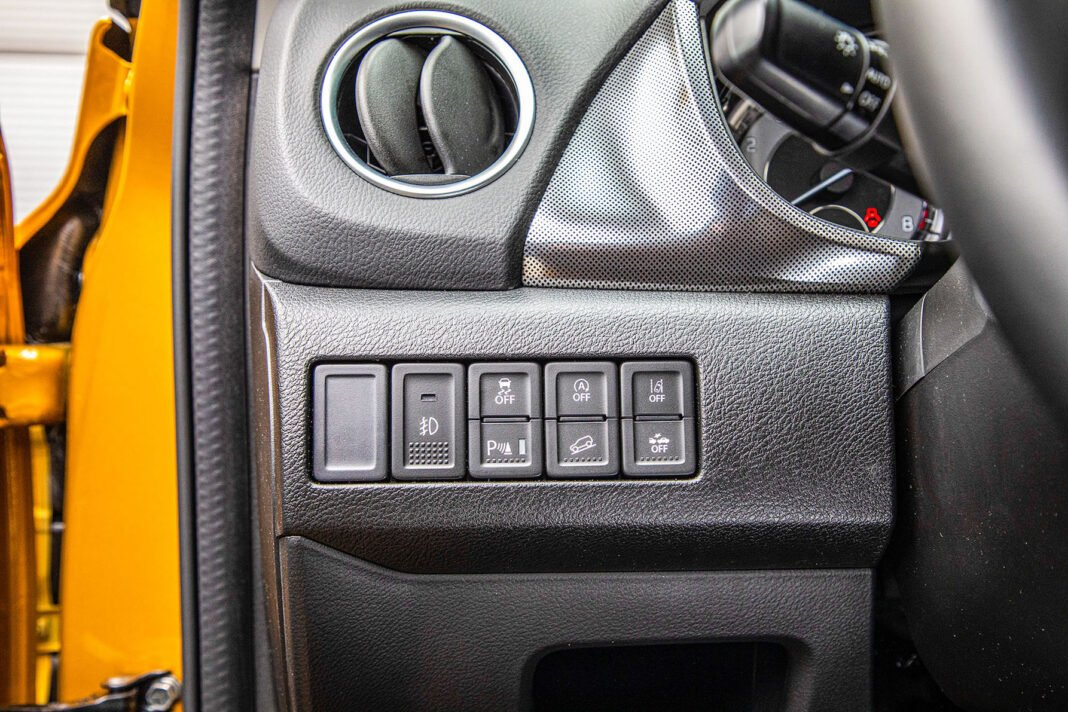 Suzuki Vitara - systemy