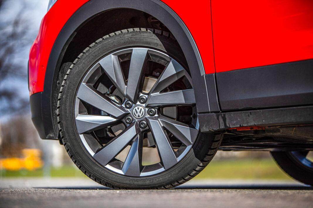 Volkswagen T-Cross - koło