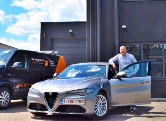 Bezawaryjny jak… Alfa Romeo! Giulia z przebiegiem 400 000 km
