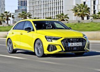 Nowe Audi S3 (2020) – oficjalne zdjęcia i informacje