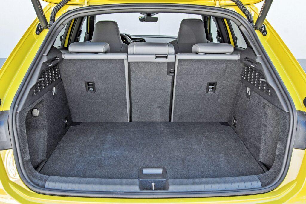 Audi S3 Sportback - bagażnik
