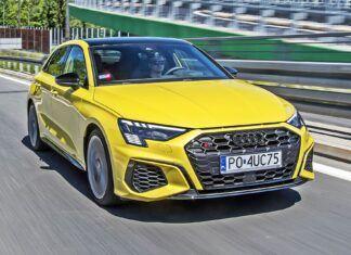 Audi S3 (2021). Opis wersji i cennik