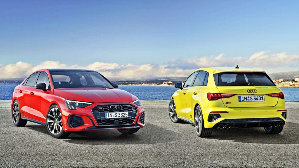Audi S3 (2020)
