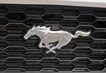 Ford Mustang - logo