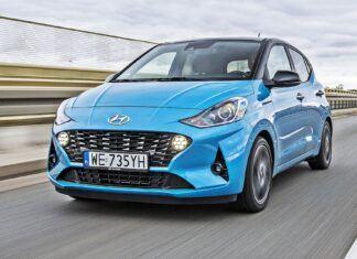 Hyundai i10 (2021). Opis wersji i cennik
