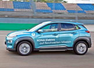 1000 km na jednym ładowaniu? Hardkorowy test Hyundaia Kona Electric