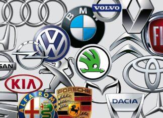 Najpopularniejszą marką samochodów w Internecie jest...
