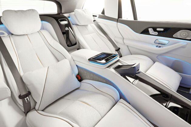 Mercedes-Maybach GLS 600 4Matic (2020)