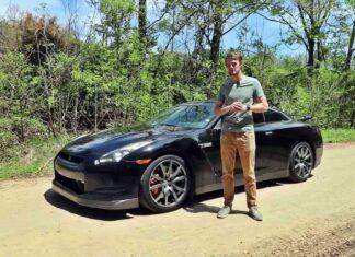 Nissan GT-R po 225 000 km – raport z eksploatacji
