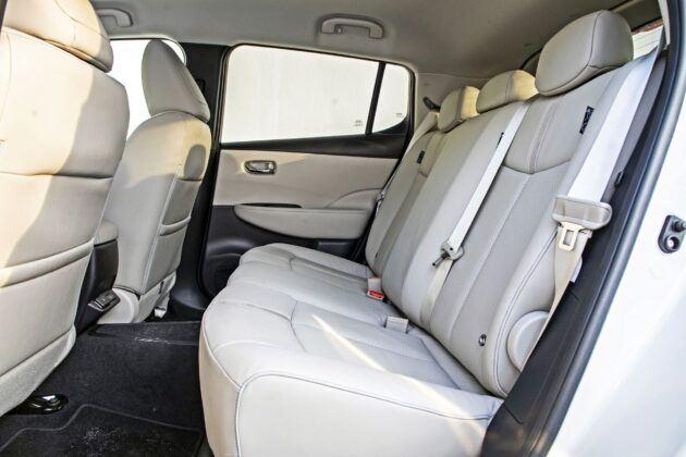 Nissan Leaf (2021)