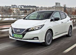 Nissan Leaf (2021). Opis wersji i cennik